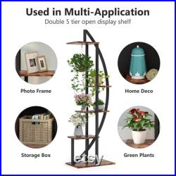 5-Tier Plant Stand Pack of 2