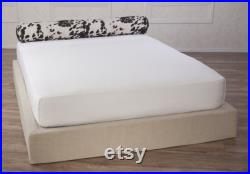 CLASSIC SoftFrame Bed Frame that is Exceedingly Cushioned, Modern, Beautiful and Minimalistic.
