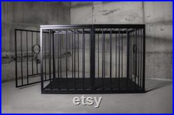 EXTRA LARGE CAGE bdsm cage, bondage cage, dungeon cage, pet, training, bdsm furniture, humiliation, kitten play