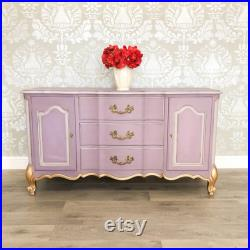 Nursery Furniture Upcycled Furniture Upcycled Sideboard Vintage Sideboard Baby Furniture Shabby Chic Credenza Sideboard Buffet