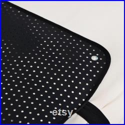 Redemption Shield Earthing Bed Mat with Grounding Cord EMF RF EMR Radiation Protective Conductive Carbon Anti-Inflammation for Better Sleep