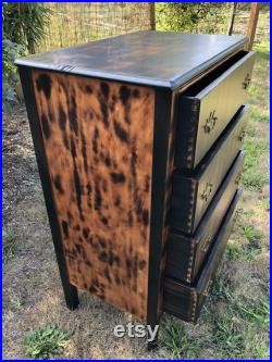 SOLD Dresser Upcycled, Distressed, Refinished