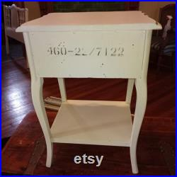 Vintage French Provincial Nightstand