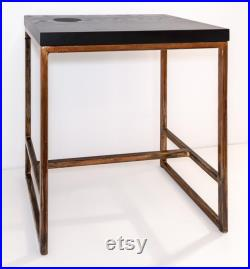 bedside table, small Table, coffe table, wood sidetable,